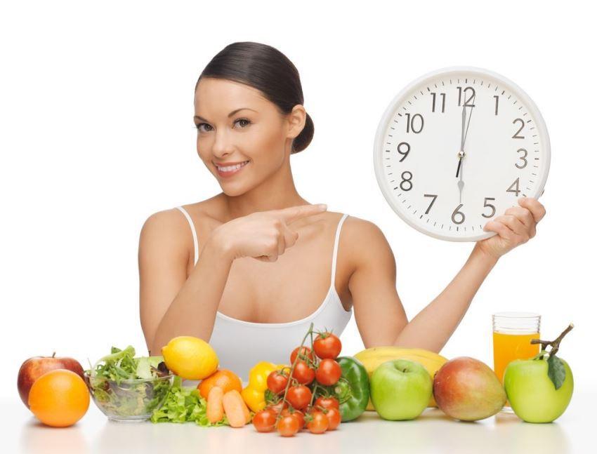 a importancia do tempo correto para alimentacao