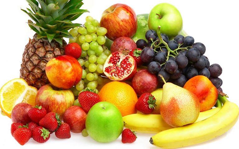 consumo diario de frutas